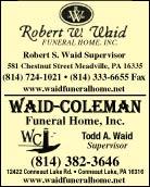 Waid Funeral Homes