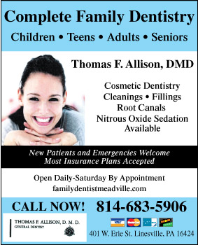 Allison Thomas F DMD
