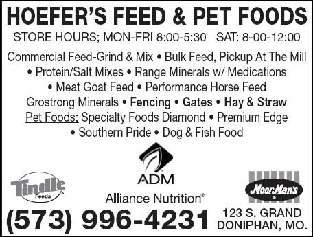 Hoefer's Feed & Pet Foods