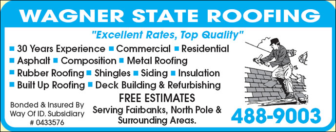 Wagner State Roofing