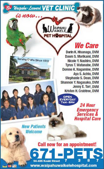 Waipahu Waikele Pet Hospital