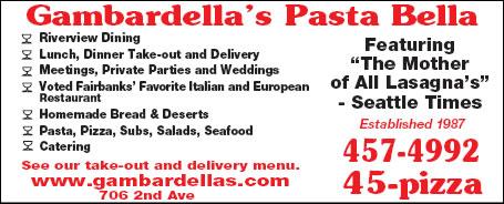 Gambardella's Pasta Bella