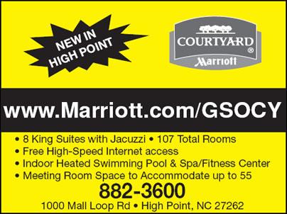Courtyard by Marriott-High Point