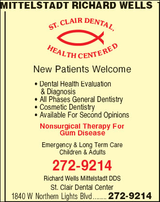 St Clair Dental Center