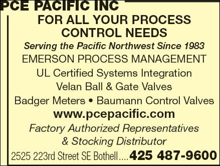 PCE Pacific Inc