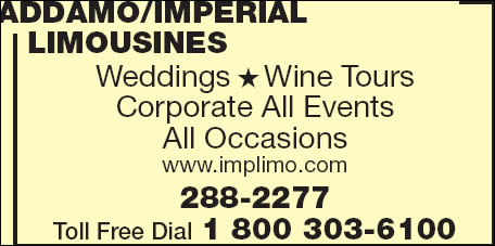Addamo/Imperial Limousines