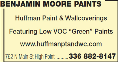 Huffman Paint & Wallcovering Co