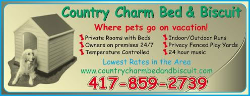 Country Charm Bed & Biscuit