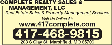 Complete Realty Sales