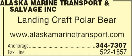Alaska Marine Transport & Salvage Inc