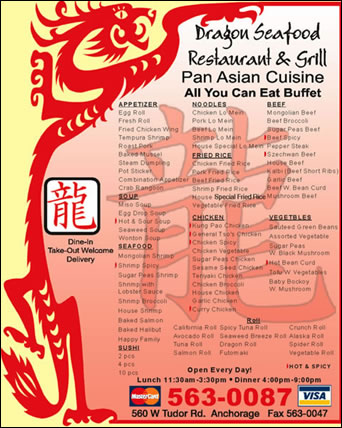 Dragon Seafood Restaurant & Grill