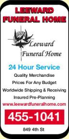 Leeward Funeral Home