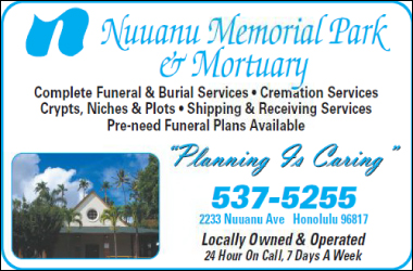 Nuuanu Memorial Park & Mortuary