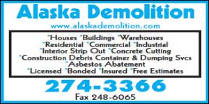 Alaska Demolition