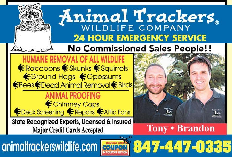 Animal Trackers Wildlife Co