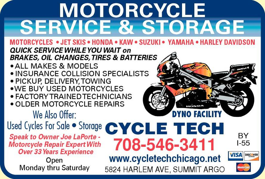 Cycle Tech, Inc.