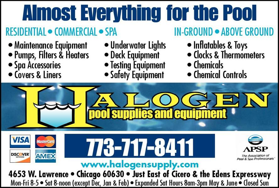 Halogen Supply Company