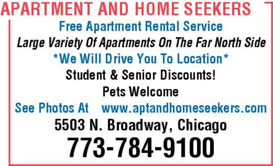 Apartment And Home Seekers