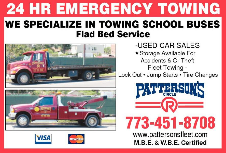 Patterson's Circle R Towing & Recovery
