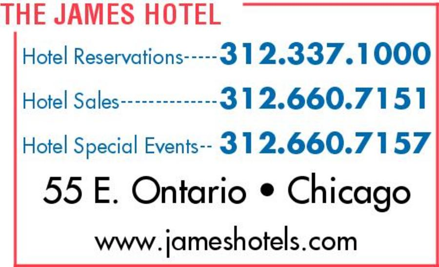 James Hotel Chicago