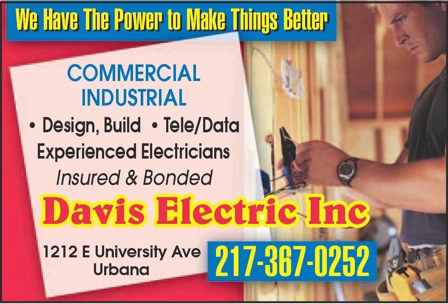 Davis Electric Inc