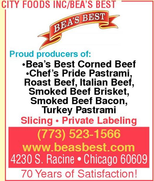 City Foods Inc/Bea's Best