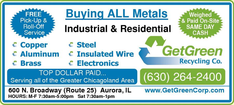 Get Green Recycling Co.