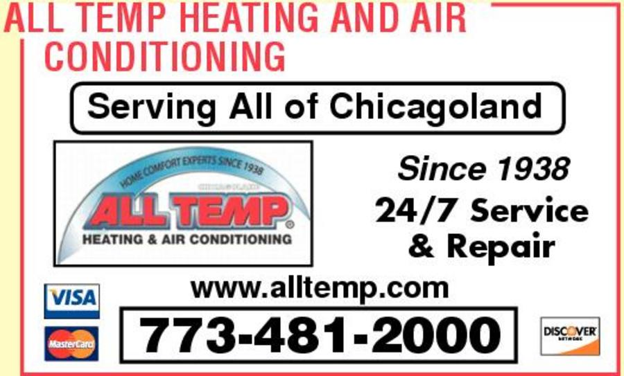 All Temp Heating & Air Conditioning