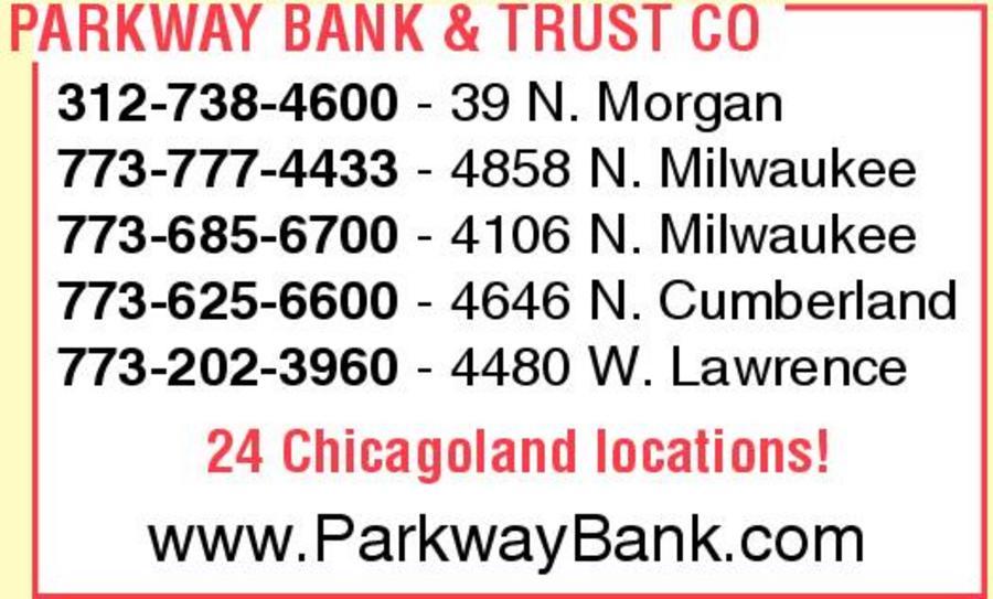 Parkway Bank & Trust Co