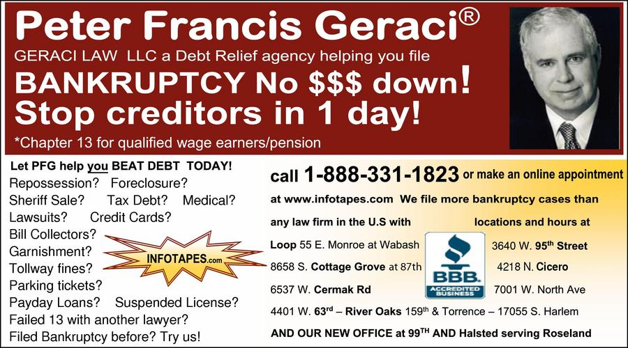 Peter Francis Geraci Law
