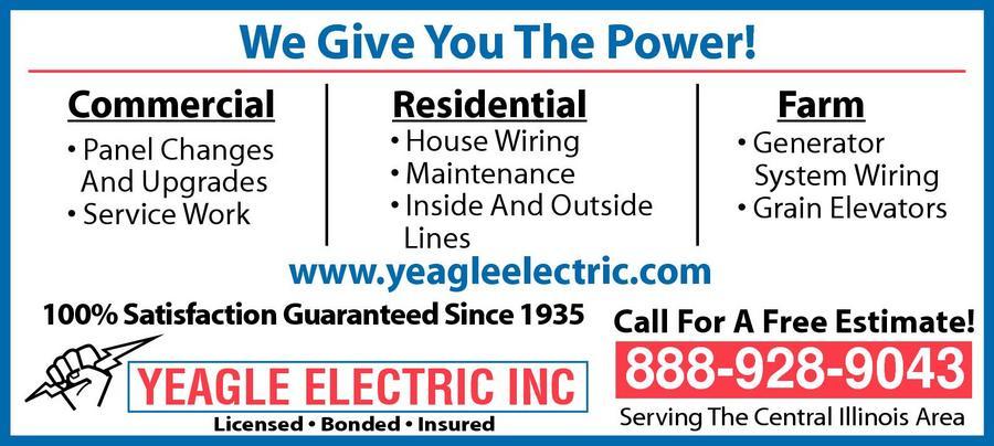 Yeagle Electric Inc