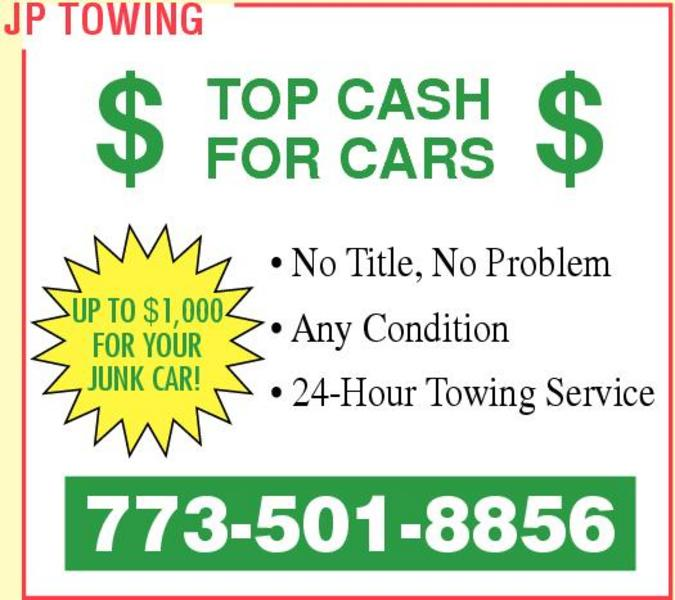 JP Towing Services and Junk Car Removal
