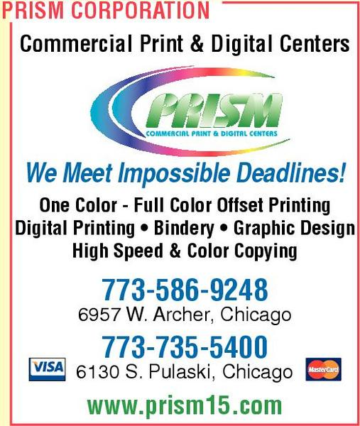 Prism Commercial Print & Digital Centers