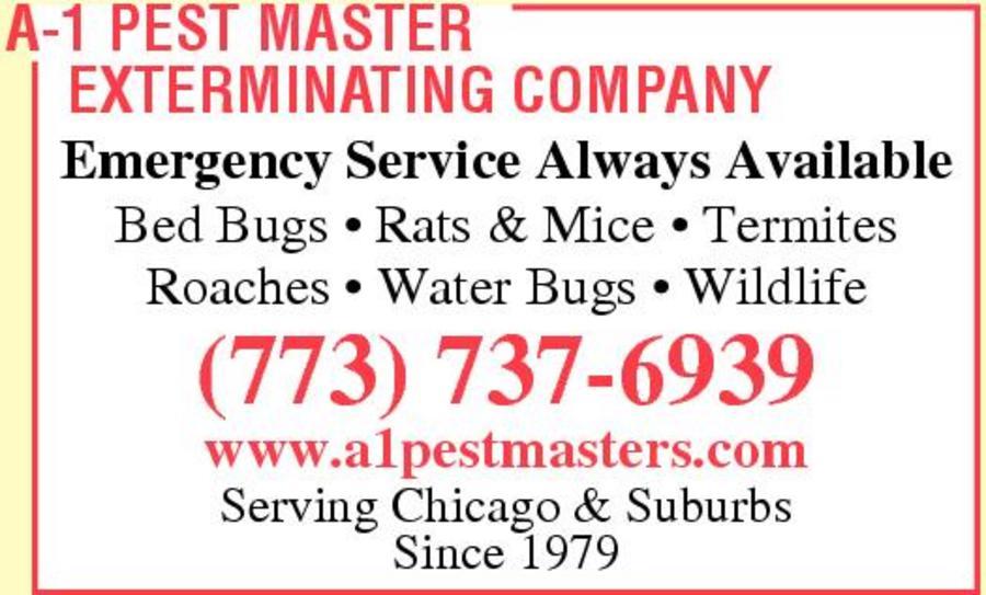 A-1 Pest Master Exterminating Company
