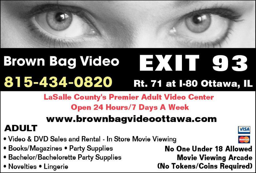 Brown Bag Adult Video