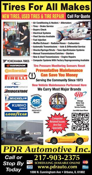 PDR Automotive, Inc.