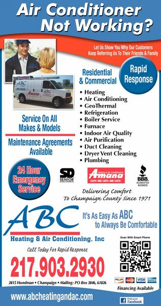 ABC Heating & Air Conditioning, Inc
