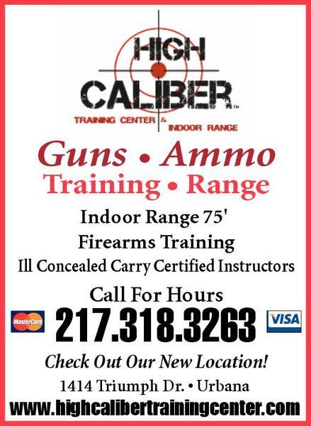 High Caliber Training Center