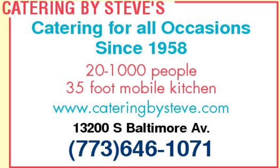 Catering By Steve's