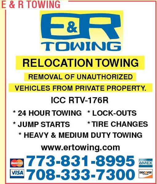 E & R Towing