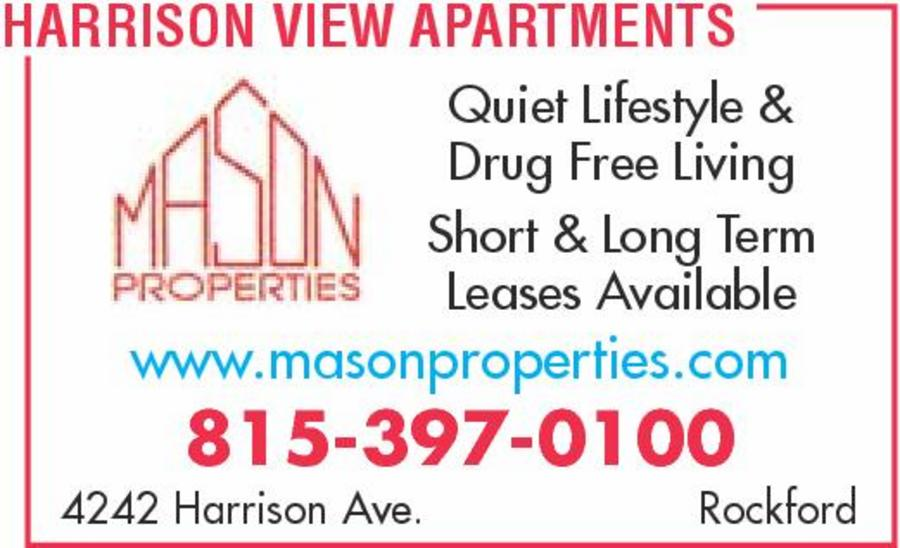 Harrison View Apartments