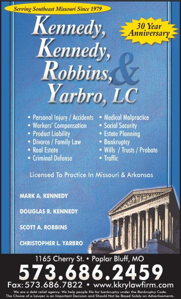 Kennedy, Kennedy, Robbins & Yarbro LC