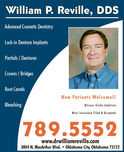 William P Reville DDS