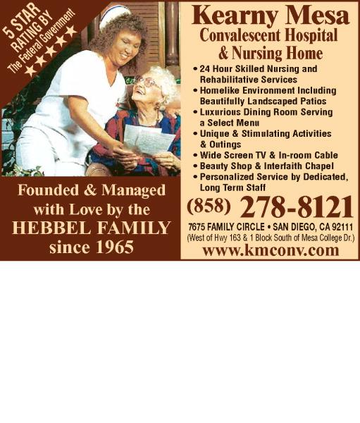 Kearny Mesa Convalescent Hospital & Nursing Home