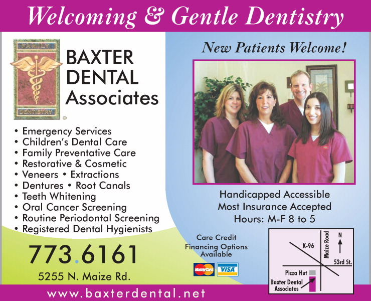Baxter Dental Associates Inc