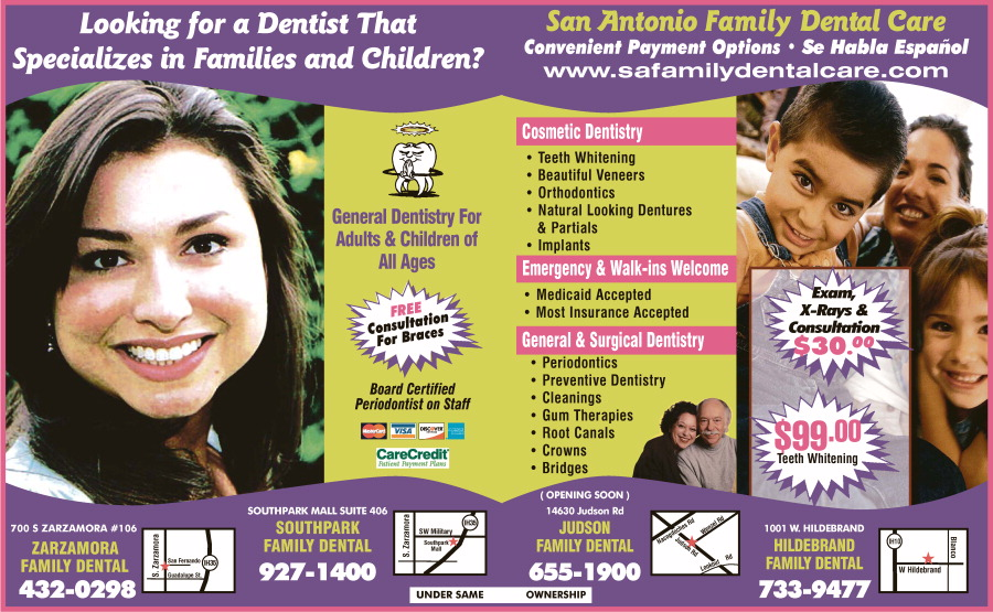 Zarzamora Family Dental Care