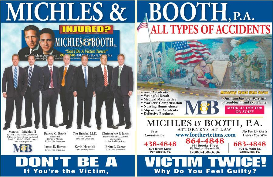 Michles & Booth PA