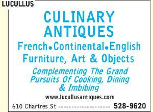 Lucullus Culinary Antiques