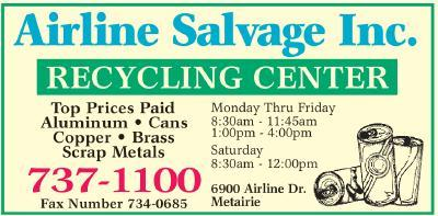 Airline Salvage Inc