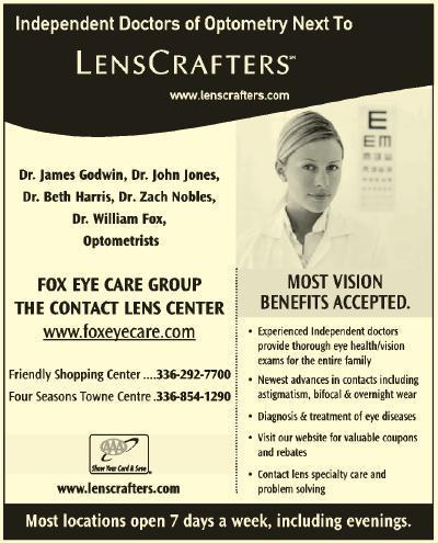 Fox Eye Care Group The Contact Lens Center